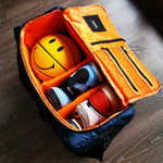 Sac de Rangement Sneakers - ORANGE/NAVY