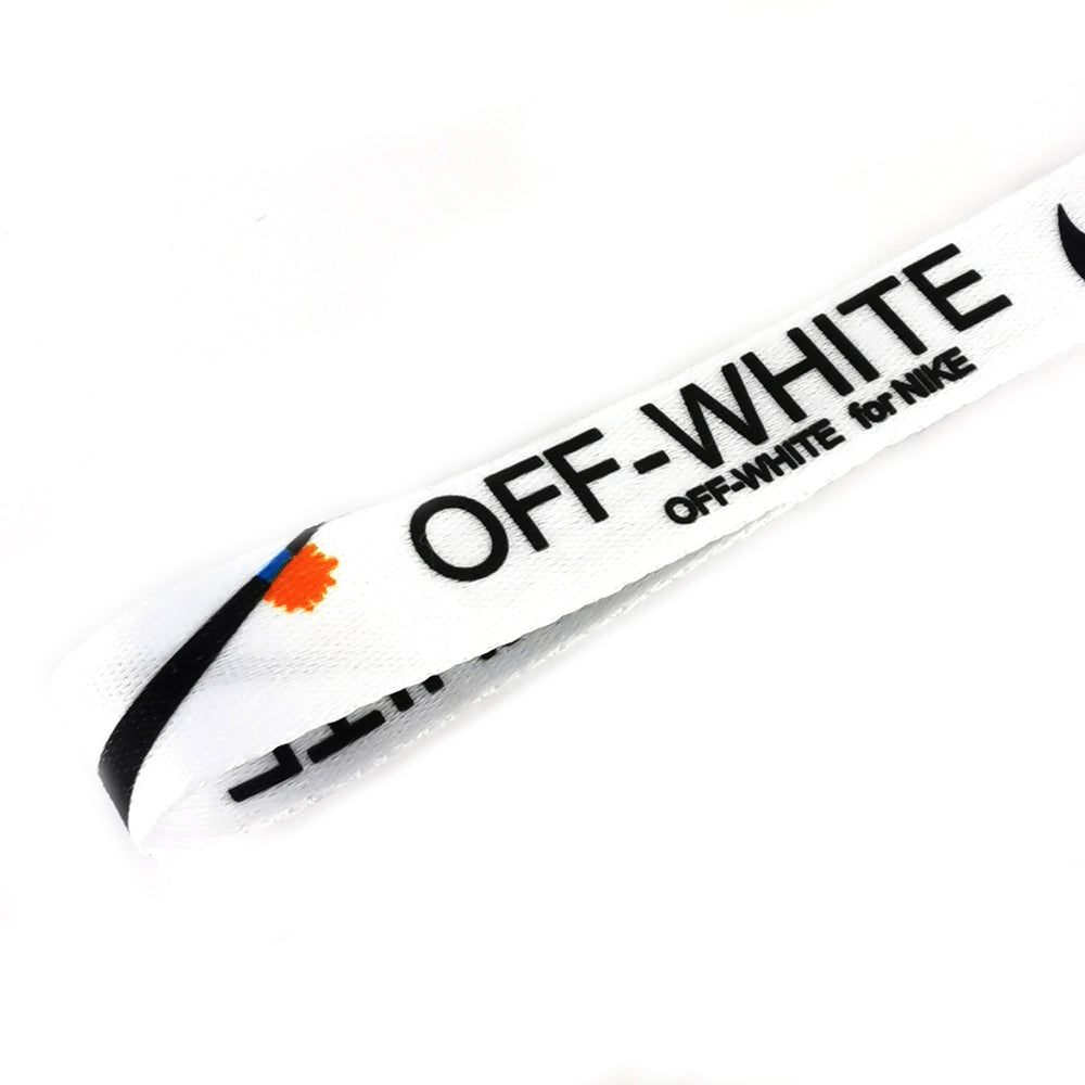 Attache porte clé NIKE OFFWHITE blanc - Sneakers Dealers-Paris