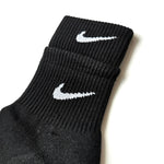 Chaussettes Nike Double layer Black NIKE LAB - Sneakers Dealers-Paris