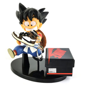 Figurine Dragon Ball Z - Goku x Sneakers Box