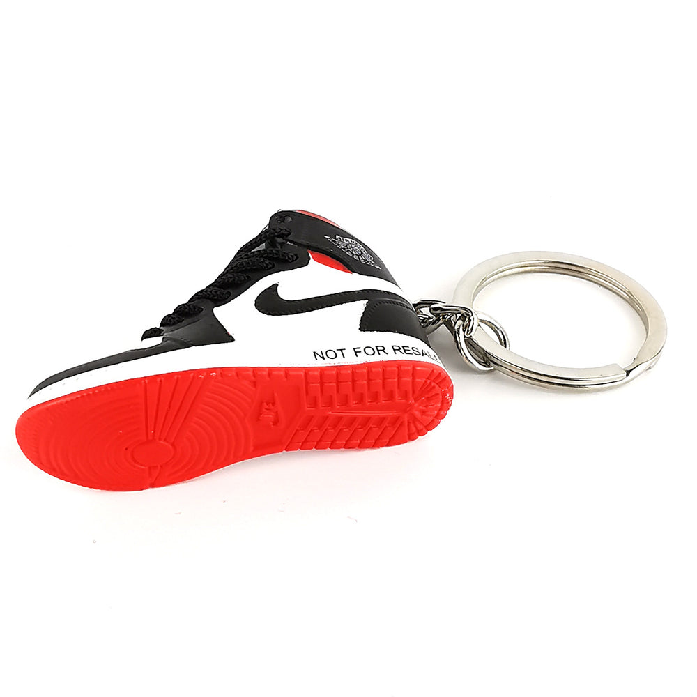 "Mini Sneakers - Jordan 1 ""Retro Varsity Red"" - Sneakers Dealers-Paris"