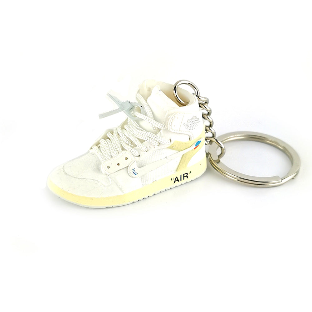 Mini Sneakers - Off-White x Jordan NRG White