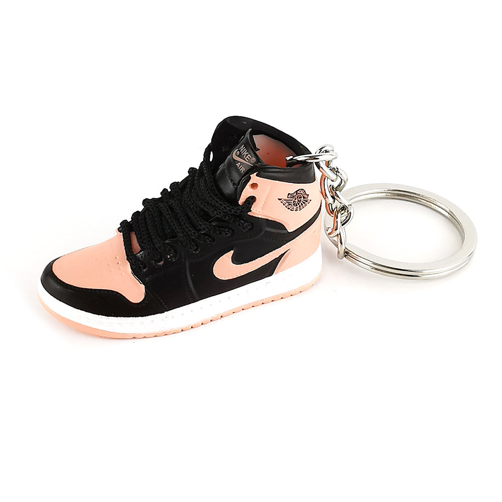Mini Sneakers Keychain - Air Jordan 1 Pourpre 3D