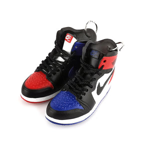 Mini Sneakers Keychain - Air Jordan 1 Top 3 (paire)