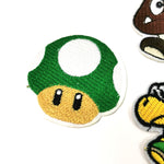 Patch Brodé - Mario World (Pack de 12) - Sneakers Dealers-Paris