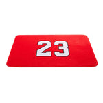"TAPIS RED - ""23 BULLS"" - Sneakers Dealers-Paris"