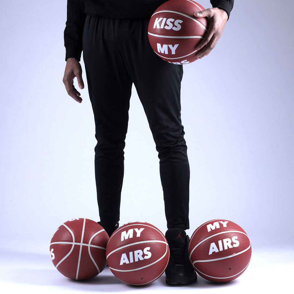 "Ballon Basketball Nike ""KISS MY AIRS"" - Sneakers Dealers-Paris"