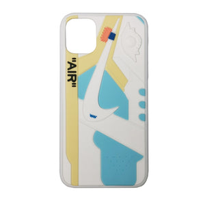 Coque Iphone 3D - AJ1 x Off-White - Sneakers Dealers-Paris