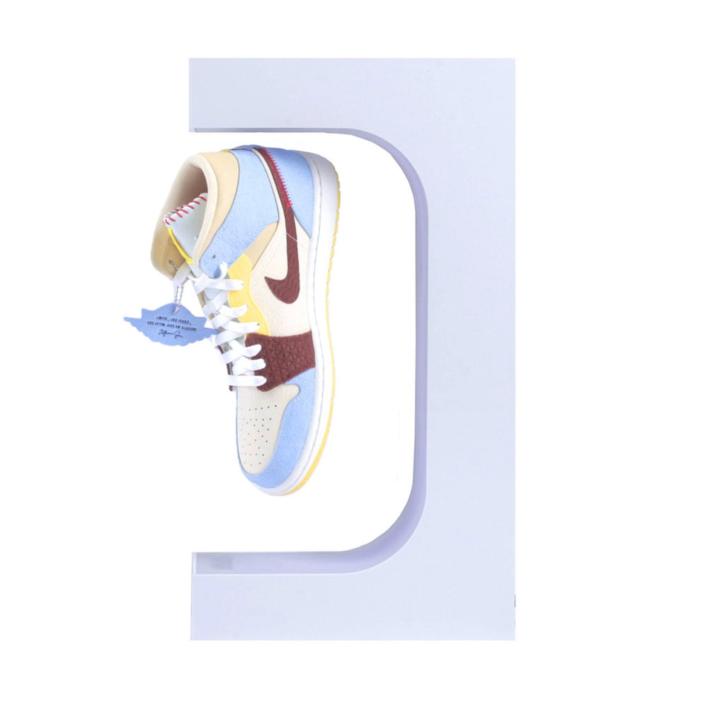 Flying Sneaker Machine - White - Sneakers Dealers-Paris