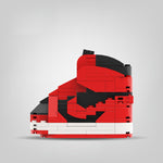 DUH BRICK GAME - SMALL AIR JORDAN 1 BRED REVERSE - Sneakers Dealers-Paris