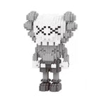 JEU DE BRIQUES - STANDING KAWS GREY - Sneakers Dealers-Paris