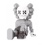 JEU DE BRIQUES - GREY SITTING KAWS - Sneakers Dealers-Paris