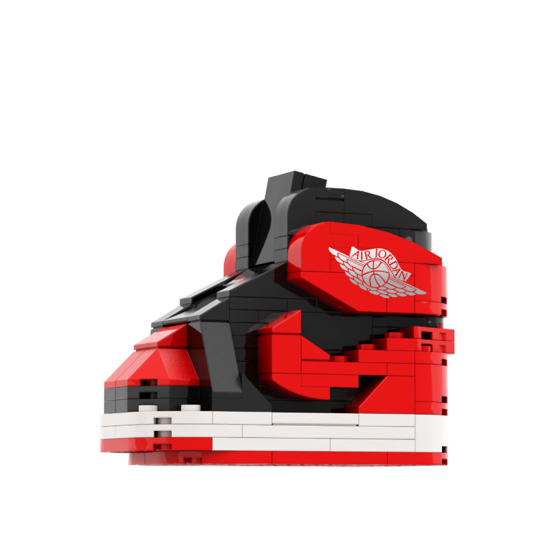 DUH BRICK GAME - SMALL AIR JORDAN 1 BRED - Sneakers Dealers-Paris
