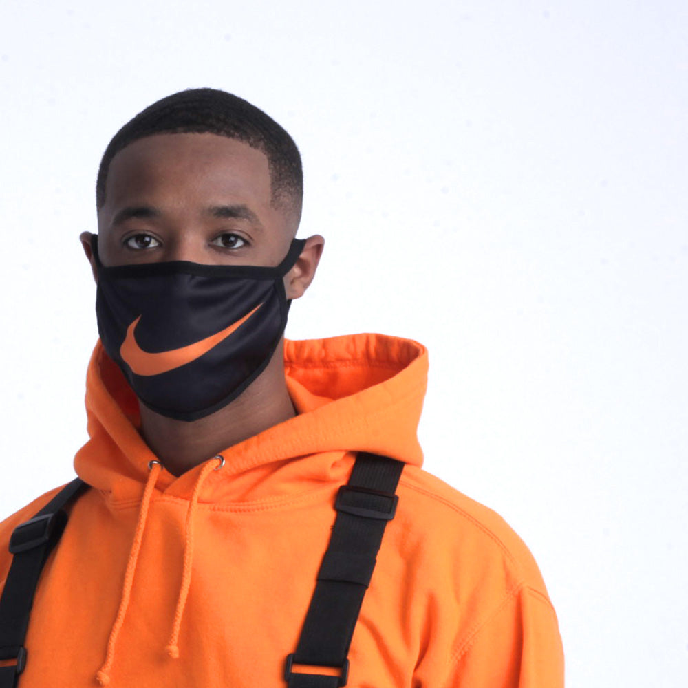 Face Mask - Nike Swoosh