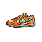 Pin's Design - Nike Dunk Grateful Dead Orange