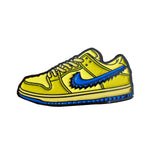 Pin's Design - Nike Dunk Grateful Dead Yellow