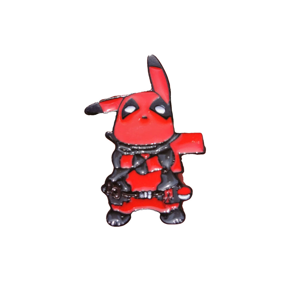 Pin's Design - Deadpool Pikachu