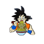 Pin's Design - Sangoku DBZ