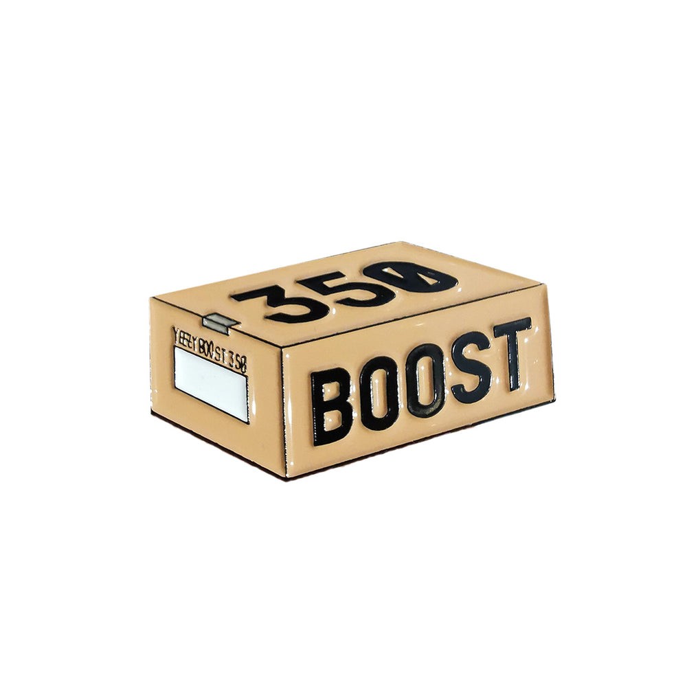 Pin's Design - Yeezy Sneakers Box