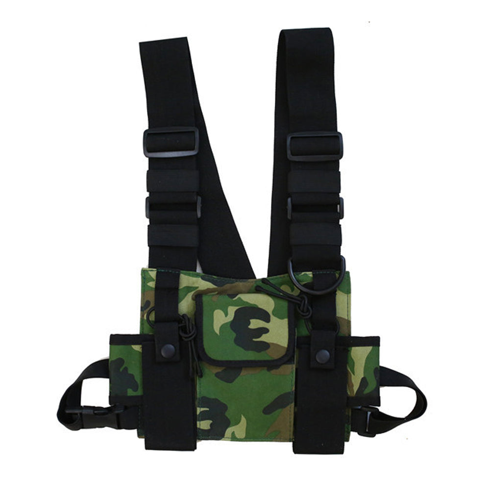 Sac Chest Bag Military