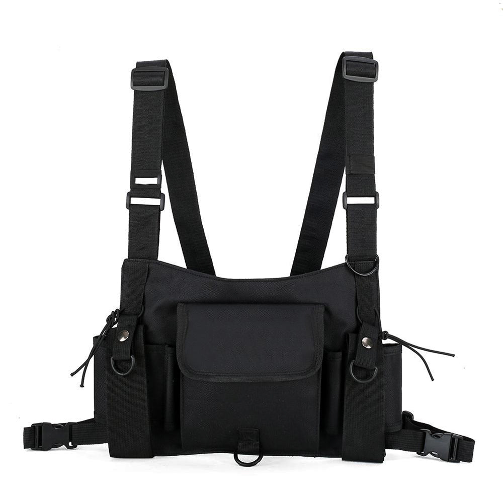 Sac Chest Bag Noir XL