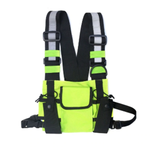 Sac Chest Bag Fluo