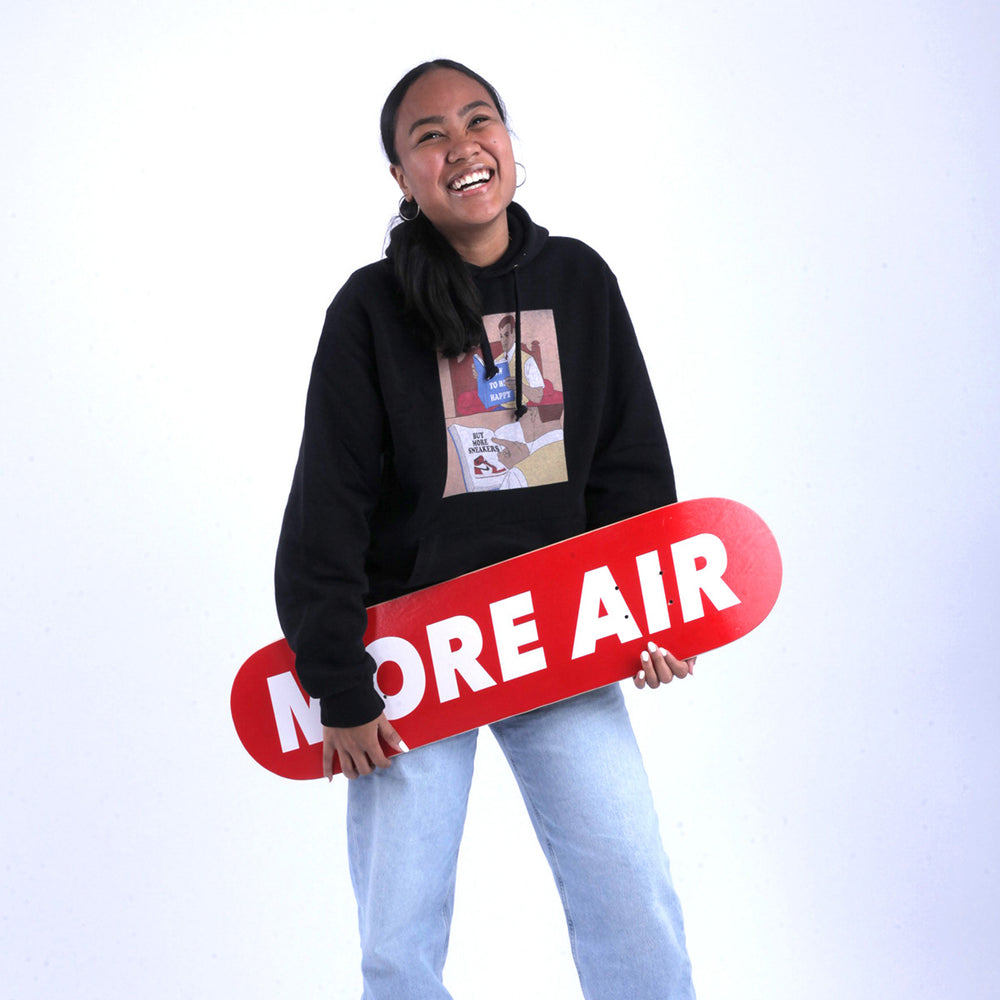 SKATEBOARD - MORE AIR