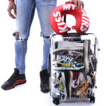 VALISE - CLEAR EDITION - Sneakers Dealers-Paris