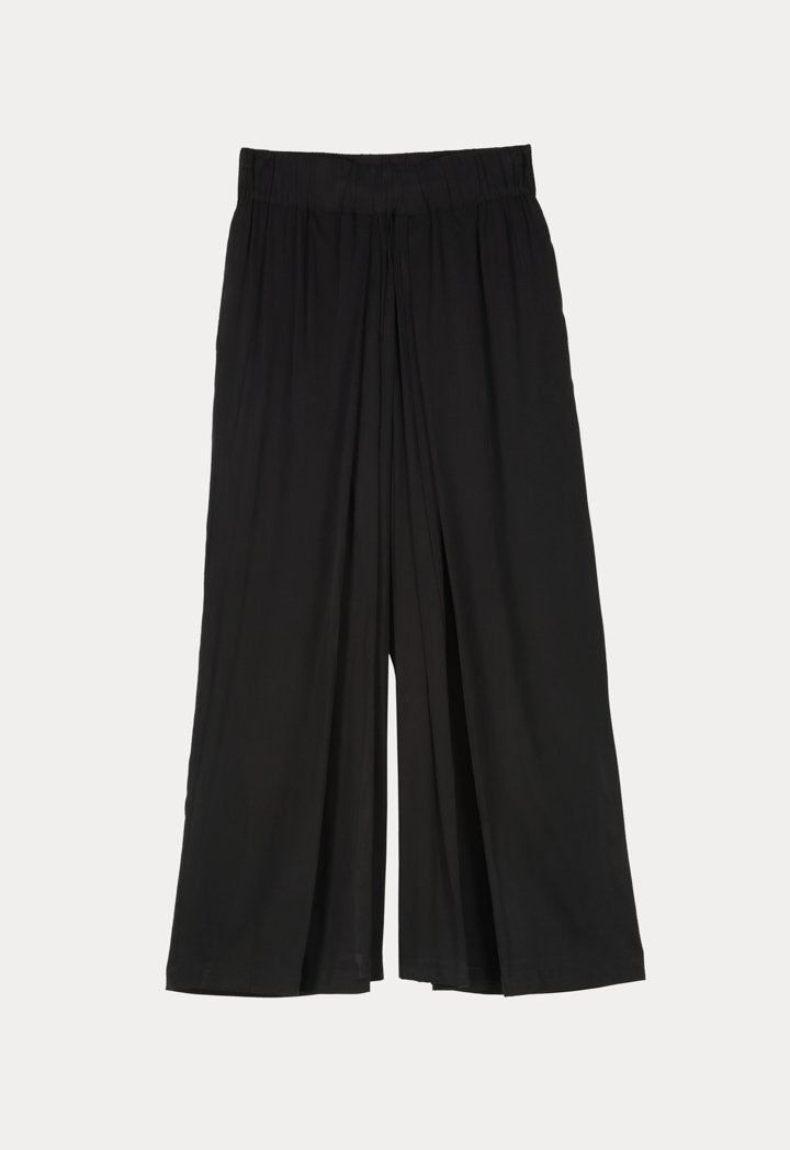 Choice Palazzo Wide Leg Pants Black