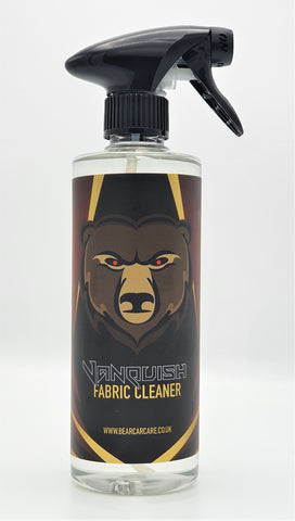Vanquish Fabric Cleaner 500ml