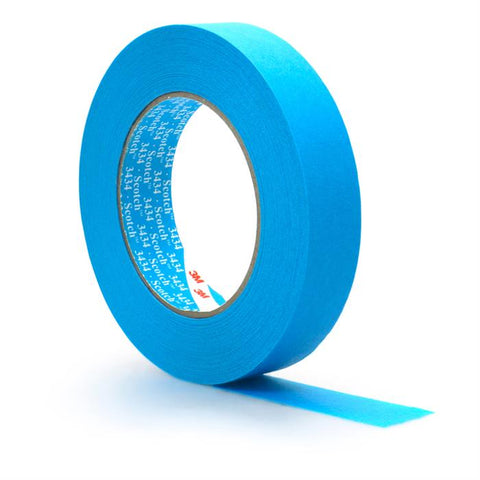 3434 High Performance Masking Tape 25mm
