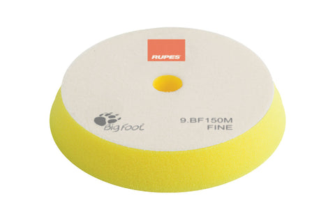 Fine Foam Polishing Pad 150mm