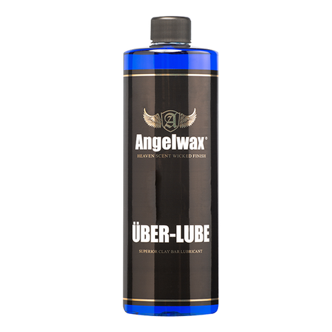 Über-Lube – Superior Clay Bar Lubricant