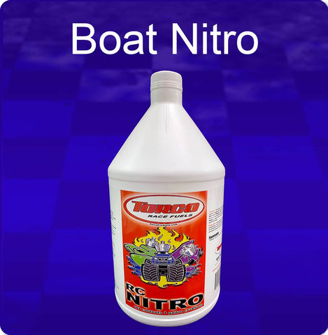 RC Boat Race Fuel - Torco
