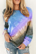 Irisdress Colorful Me Tie Dye Casual T-Shirt Top