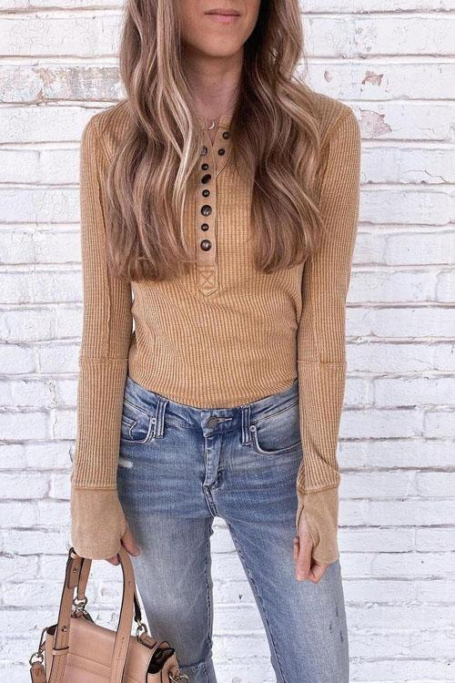 Irisdress Trendy Pullover Slim-Fit Blouse Top