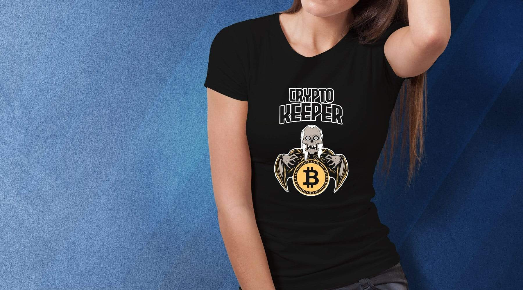 Pro Trader Gear Shirt Crypto Keeper