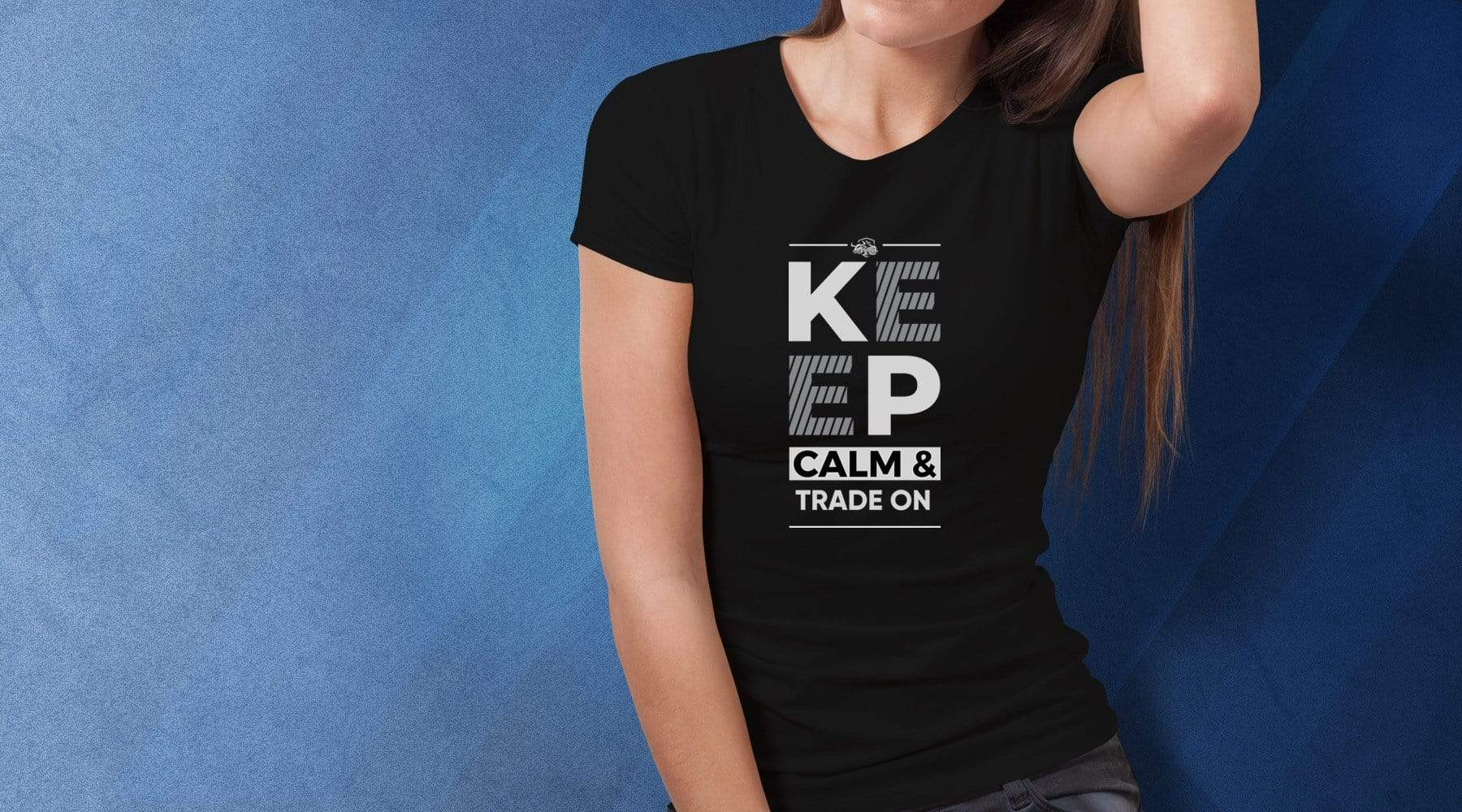 Pro Trader Gear Shirt Keep Calm and Trade