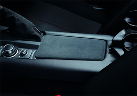 Alcantara Center Console Lid