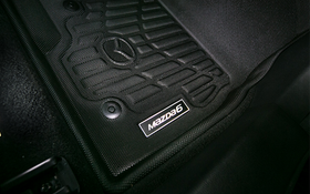 Floor Liners - 1st row