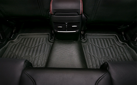 Floor Liners - 2nd row