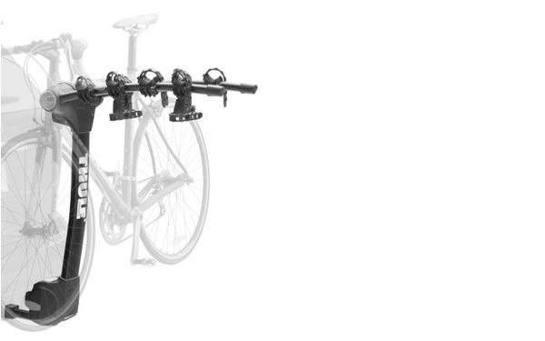 Hitch Mount Bike Carrier - 4 Bikes