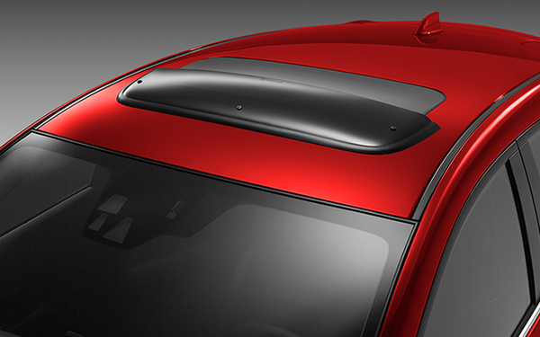 Moonroof Wind Deflector
