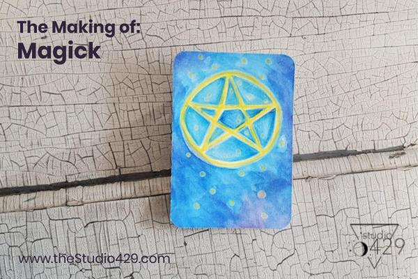 The Making of: Magick – Card #13
