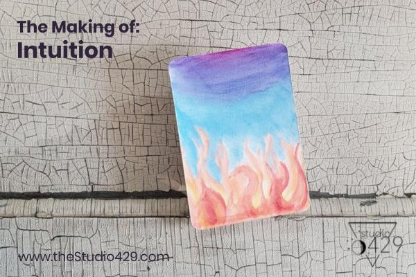 The Making Of: Intuition – Card #14