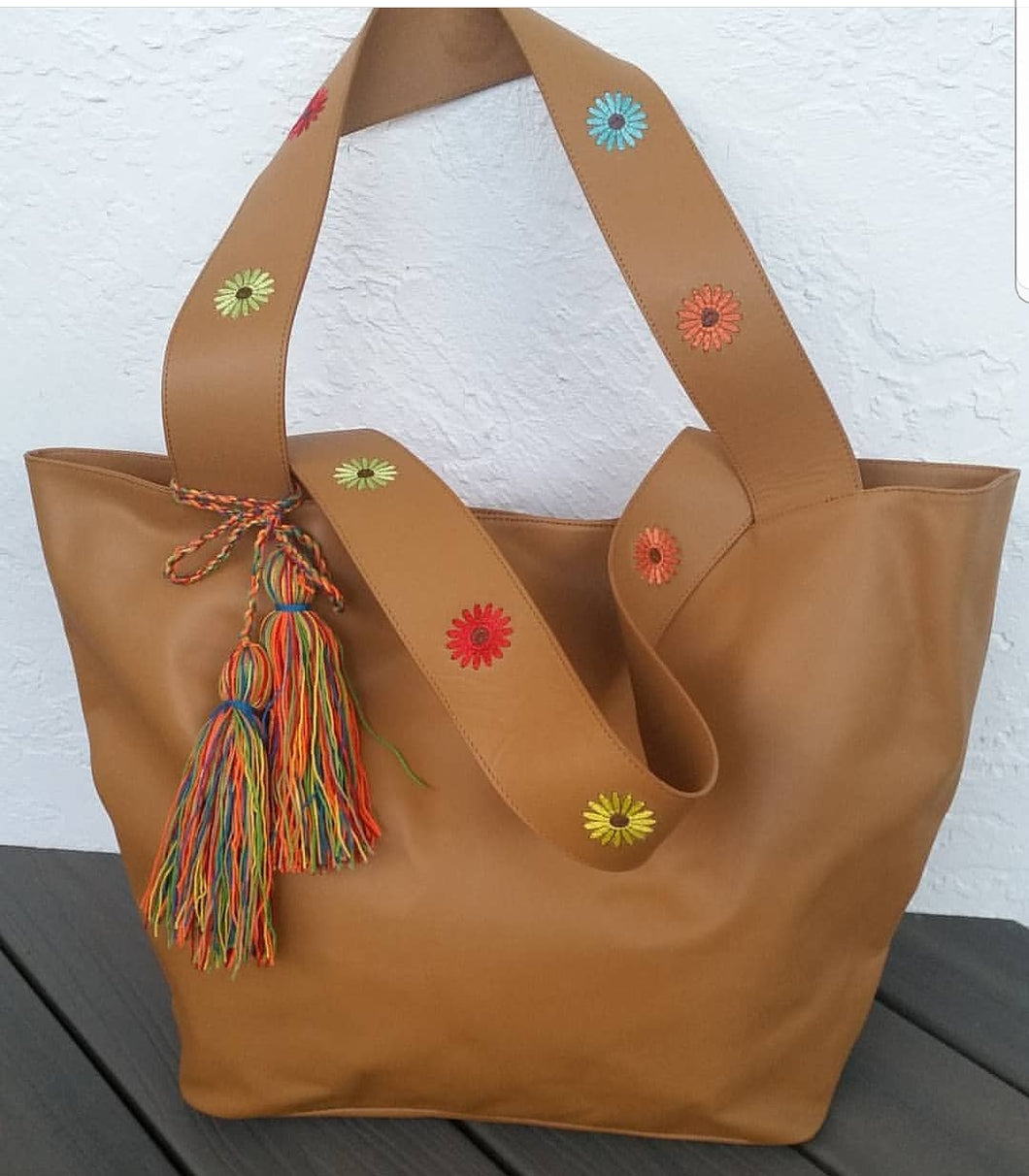 Flower Power Tote