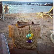 Load image into Gallery viewer, Mazal Beach Bag | 2 color options