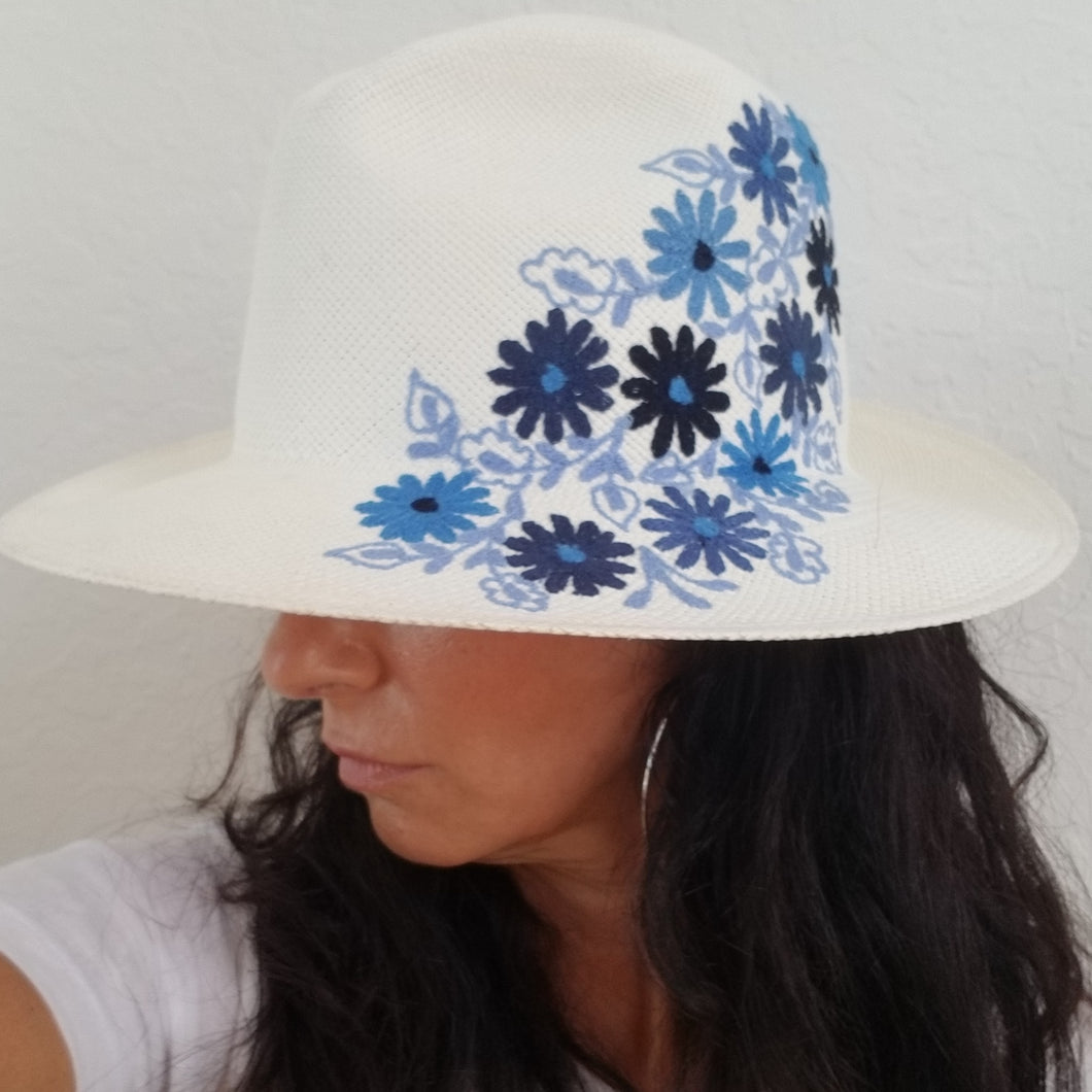 Real Straw Panama hats | 2 color options