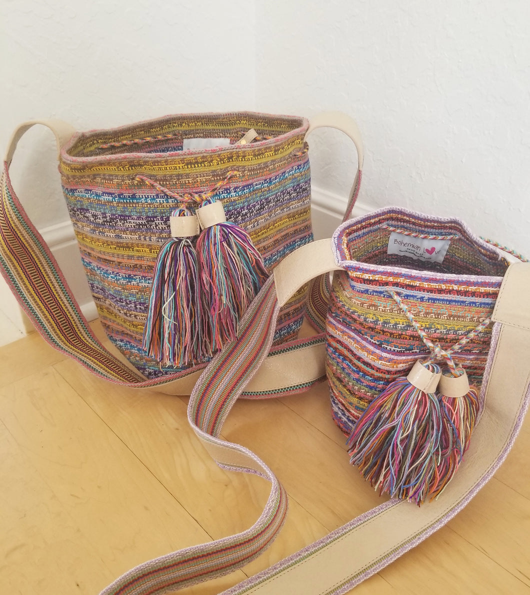 Colorful Crossbody Bag | 2 sizes available