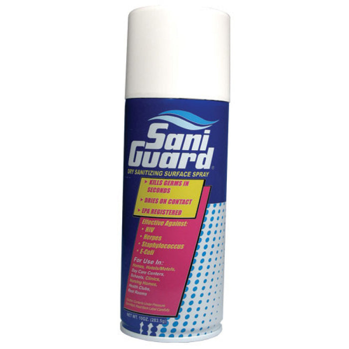 NeedYa Supply - SaniGuard Sanitizing Spray